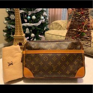 Louis Vuitton Clutch Compiegne bag